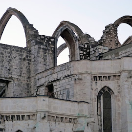 Convent Ruins by Teresa Maia - Buildings & Architecture Decaying & Abandoned