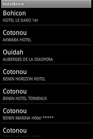 HotelBenin