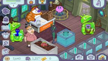 Screenshot of Monster Pet Shop
