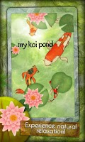 Screenshot of My Koi Pond