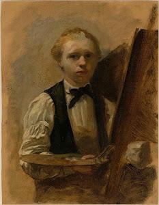 RIJKS: Albert Neuhuys: painting 1914