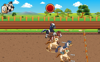 Screenshot of Pony Land