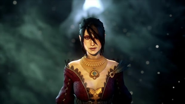 30 minute gameplay video of Dragon Age: Inquisition appears