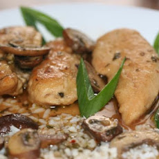 Easy Marsala Chicken