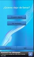 Screenshot of Dejar de Fumar
