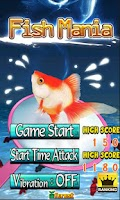 Screenshot of Fish Mania