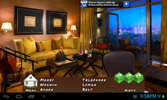 Screenshot of House of Hidden Objects