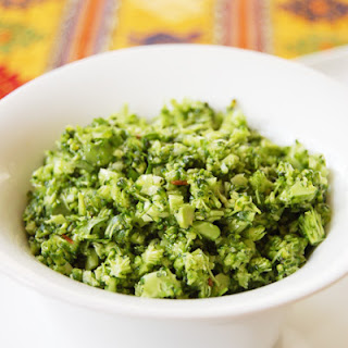 Seafood Salad Broccoli Recipes