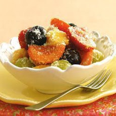 Spiced Seasonal Fruit Salad