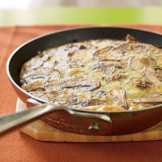 Mushroom Frittata Recipes