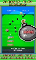 Screenshot of Bomb Catch - Retro KABOOM Game