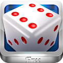 3D Real Dice - Free icon