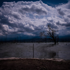 Entre Nubes by Jose German - Landscapes Cloud Formations (  )