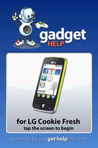 LG Cookie Fresh - Gadget Help