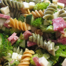Summer Everything Pasta Salad