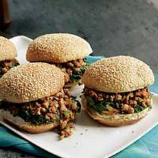Teriyaki Sloppy Joes