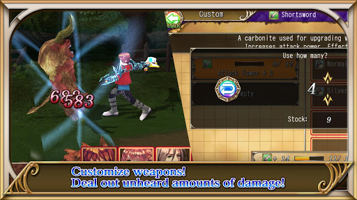 RPG Revenant Saga - screenshot