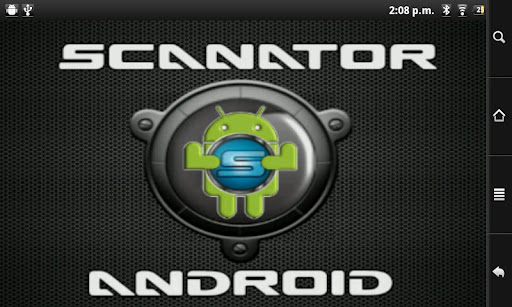 Scanator Android OBD2