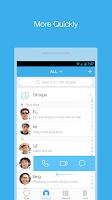 Screenshot of Huawei RCS Client