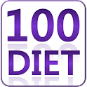 100 days Diet icon