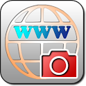 Websnap-Web capture,Web widget icon