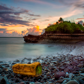 .:: alone at dusk ::. by Setyawan B. Prasodjo - Landscapes Sunsets & Sunrises