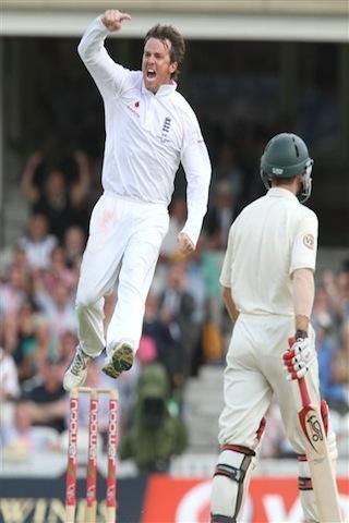 England Cricket 2012