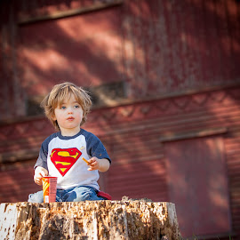 Super Snack by Mike DeMicco - Babies & Children Children Candids