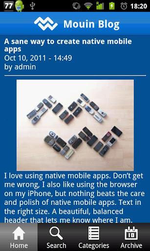 免費通訊App|Mouin Blog|阿達玩APP