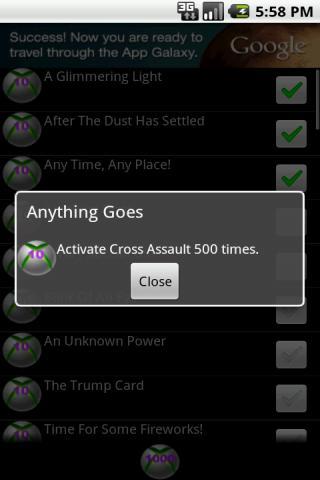 玩免費街機APP|下載Achievements 4 SF X Tekken app不用錢|硬是要APP
