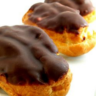 Hard Chocolate Glaze