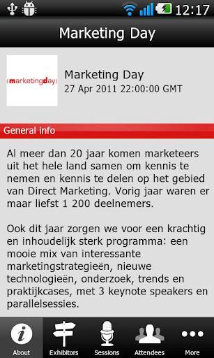 【免費商業App】Marketing Day-APP點子