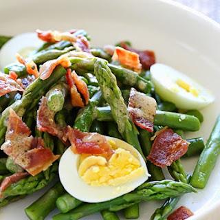 Asparagus Salad With Hard Boiled Egg Recipes