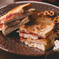 Breaded Turkey Sandwiches