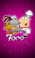 Screenshot of FreePlay Food Quiz