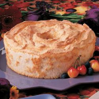 Heavenly Angel Food Cake
