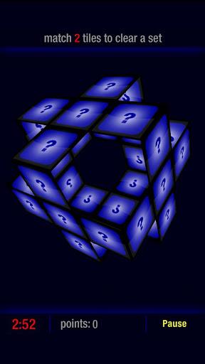 【免費解謎App】Match Cube-APP點子