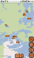 Screenshot of FishingMaps