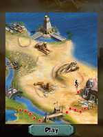 Screenshot of Treasure Quest Egypt Free
