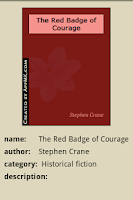 Screenshot of The Red Badge of Courage