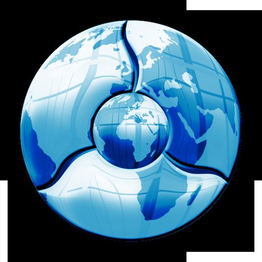 OverSkreen(浮點瀏覽器) 通訊 LOGO-玩APPs