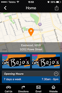 Cafe Bojo's - screenshot