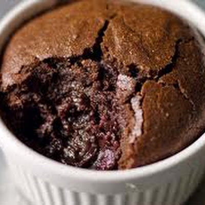 Gooey Chocolate Puddings