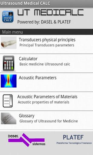Ultrasound Medical CALC