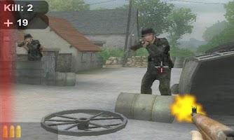 Screenshot of Assault Hero - Shooting Game