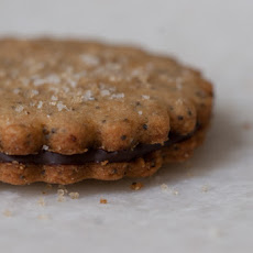 Brown Sugar Sandwich Cookies
