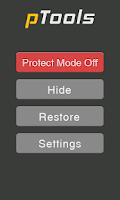 Screenshot of PlayerTools contact hider  lte