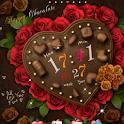 HappyChocolate ライブ壁紙 トライアル icon