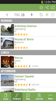 Screenshot of Budapest Travel Guide – mTrip