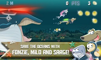 Screenshot of Seal Force